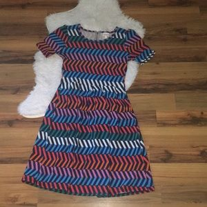 LuLaRoe Amelia dress.